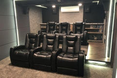 Nice small Home Theater