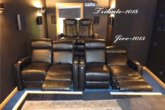 Fusion Collection Tribute-1015 and Jive-1013 recliners