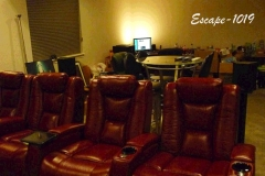 Fusion Collection Escape-1019 RED motorized recliners
