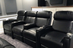 Fusion Collection Theater seating - Jive-1013 recliners