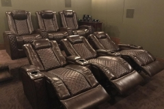 Fusion Collection Landmark-1021 motorized recliners